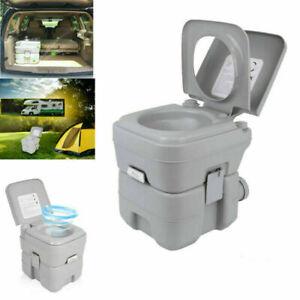 20L Toilette Camping Portable WC Chimique pour Voyage Caravane Outdoor FR
