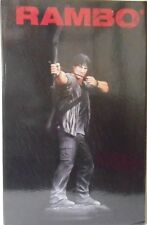 """Rambo IV 1/4 Scale Statue Hollywood Collectibles Group 20"""" Figure"""