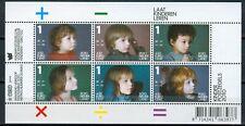 Nederland NVPH 2776a-f Kinderzegels 2010