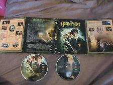 Harry Potter 2 et la chambre des secrets de Chris Columbus, 2DVD, Aventure
