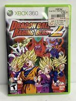Dragon Ball: Raging Blast 2 Xbox 360 (2010) Z Microsoft