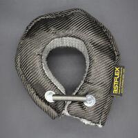 Motorsport Turbo Blanket, Jacket, Cover T4 Carbon Fibre Black GT35, GT37 NEW L