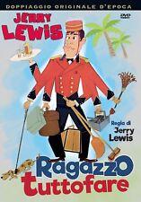 Dvd Ragazzo Tuttofare - (1960) Jerry Lewis ** A&R Productions ** ......NUOVO
