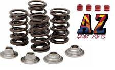 Can Am DS450 DS 450 Kibblewhite Race Head Titanium Valves Springs Kit Seals