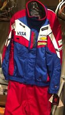 Spyder XL Olympic US Ski Team US Snowboard Jacket And Snow pants One/Two Piece