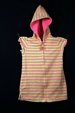 Gymboree Girl's Dress with hood Size: 5 Cotton Blend Made in Thailand