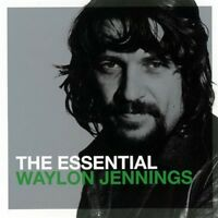 Waylon Jennings - Essential [New CD] UK - Import