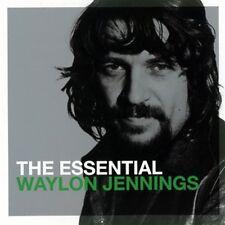 Waylon Jennings - Essential [New CD] UK - Import