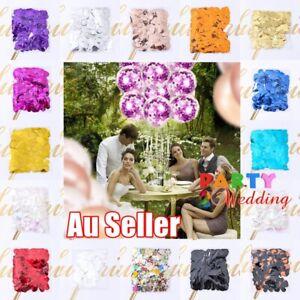 2700Pc Metallic Glitter Table Confetti Party Birthday Wedding Balloon Sequins AU