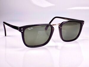 Vintage 1980's B&L Ray Ban Traditionals Premier E W0866 Sunglasses
