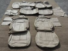Leather Seat Covers For 2007-08 NISSAN MAXIMA SE ROADWIRE SANDSTONE #553