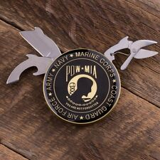 You Are Not Forgotten Challenge Coin Knife
