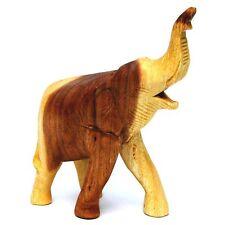 Noise Animal Wood Elephant Holzelefant Wind Instrument Decorative Pipe Wooden
