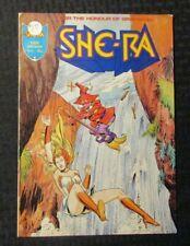 1986 SHE-RA Comic Magazine #3 VG/FN 5.0 UK Mattel
