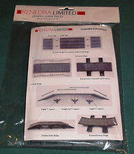 Renedra Pontoon Bridge Set  1/72 MIB Napoleonic through 19th Century Compatible