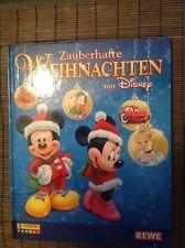 rewe zauberhafte Stickeralbum Komplett Mickey Maus, Disney