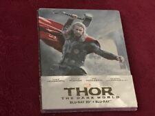 Thor The Dark World Steelbook Singapore Plus Accessories See Details