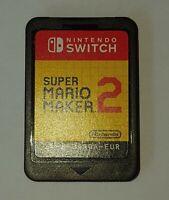 🎮 Super Mario Maker 2 Pal ITA x Nintendo Switch & Lite No Odyssey Bros Kart 🎮
