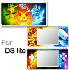 Pokemon X Y XY Popular NEW SKIN DECAL VINYL STICKER COVER for Nintendo DS Lite