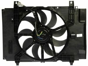 For 2009-2010 Nissan Cube Auxiliary Fan Assembly Dorman 38543BR