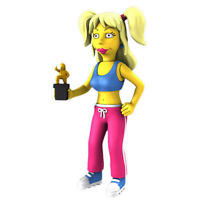 Britney Spears Figure - Simpsons 25 of The Greatest Guest Stars Series 2 by Neca