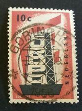nvph 681 met kortebalkstempel Gorinchem 1 (2978-ZZ)