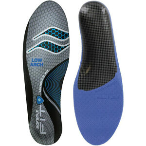 Sof Sole Fit Series Low Arch Shoe Insoles
