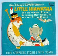 Disney's Adventures of Little Hiawatha - Four Complete Stories with Songs