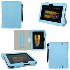 ProCase Slim Leather Case For Amazon Kindle Fire HD 7-Inch Tablet Built-in Auto
