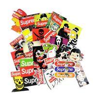Random Vinyl Laptop Skateboard Stickers bomb Luggage Longboard Stickers Supreme