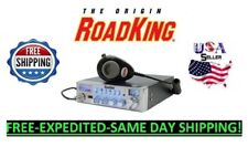 ROADKING CB RADIO 40 CHANNEL FULL SIZE TURNER RK56 MIC 4PIN USB SWR PA HAM TUNED