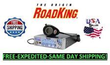 Roadking Cb Radio 40 Channel Full Size Turner Rk56 Mic 4Pin Usb Swr Pa Ham Tuned