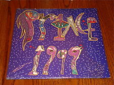 PRINCE 1999 ORIGINAL LP STILL IN SHRINK 2-LP SET  1982  FREE SHIPPING IN USA