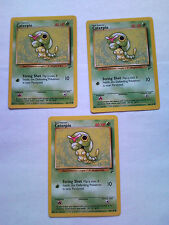 Pokemon Trading Card Game - Base Set 2 Expansion - Caterpie