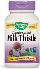 Milk Thistle, Nature's Way, 120 vcaps