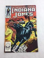 The Further Adventures of Indiana Jones Vol 1 No 12 Dec 1983