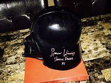 Darth Vader Signed Star Wars Prop Movie Helmet Spencer Wilding Rogue One + COA