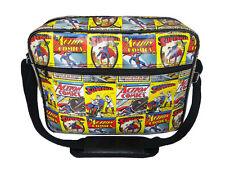 OFFICIAL DC COMICS RETRO SUPERMAN COMIC COVER PRINT MESSENGER/ SHOULDER BAG