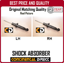 REAR LEFT AND RIGHT  SHOCK ABSORBER  FOR PEUGEOT 407 SW GS3032R OEM QUALITY