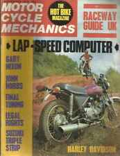 September Motorcycle Mechanics Monthly Magazines in English