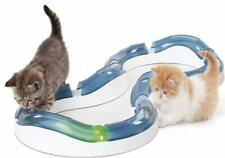 CAT IT DESIGN SENSE SUPER ROLLER CIRCUIT KITTEN BALL TOY CHASE PLAY TRACK *NEW*