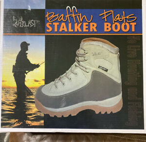 Everlast Baffin Flats STALKER BOOT SIZE 8 Hunting and FISHING NEW  ✌️