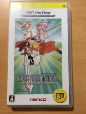 FREE SHIPPING Tales of Phantasia full voice edition Sony PSP  JAPAN