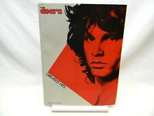 The Doors: Greatest Hits Sheet Music Book