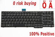 For Acer Aspire 7230 7530 7530G 7730 7730G 7730Z Keyboard Swedish Finnish Nordic