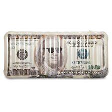 Money Float $100 Bill Benjermin Water Raft Pool Beach Lake Inflatable Sunglasses