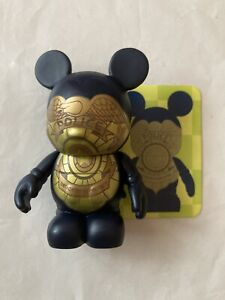 Disney Vinylmation Occupations Series Police Policeman Officer Badge Figure