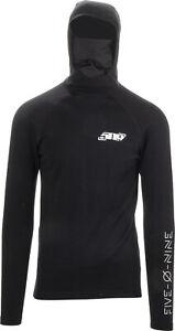 509 FZN Merino Hooded Shirt