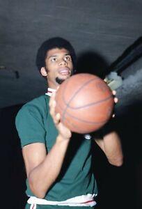 Lew Alcindor Original Photo Color Negative *1969 Topps Rookie Card Image shoot*