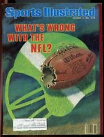 SI: Sports Illustrated Nov 12, 1984 What's Wrong with the NFL Cover G